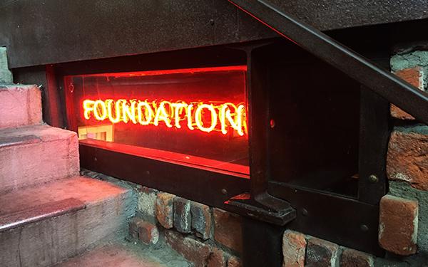 Foundation, Raleigh NC