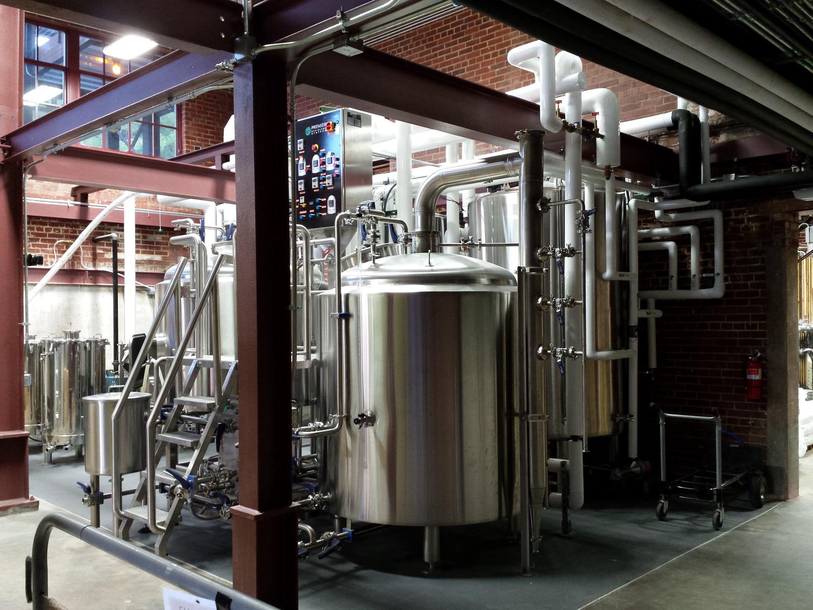 Haw River Farmhouse Ales